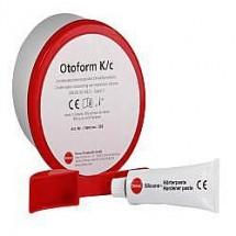 귓본 채득 및 무지외반 보조장치 실리콘 Otoform KC
